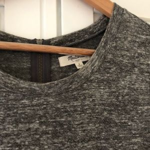 Madewell Dresses - Madewell Grey Marl Dress / Perfect for fall!